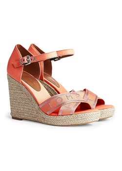 Espadryle damskie Tommy Hilfiger - Differenta.pl