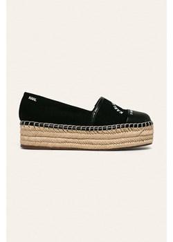 adidas Originals ADIDRILL Espadryle czarny zalando szary materiałowe
