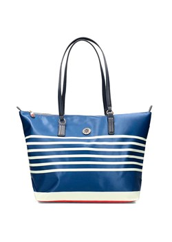 Shopper bag Tommy Hilfiger z nylonu