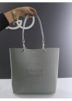 Shopper bag David Jones mieszcząca a8