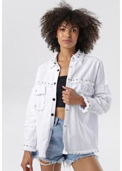 Białe koszule damskie born2be odzież, lato 2020 w Domodi  LaTuz