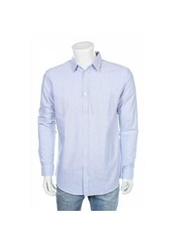 Mężczyźni, Koszula Canda niebieski C&A w Domodi  FxFTg