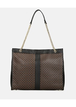 Shopper bag Kazar w stylu glamour