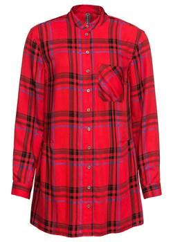 Czerwone koszule damskie, lato 2020 w Domodi  YX1CM