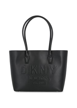 Shopper bag DKNY skórzana