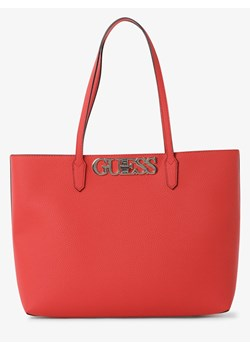 Shopper bag czerwona Guess
