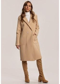 Beżowe płaszcze damskie, jesień 2020 w Domodi