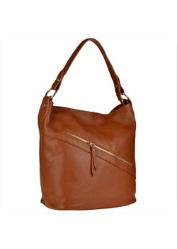 Shopper bag Real Leather w stylu boho