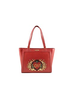 Shopper bag Love Moschino na ramię