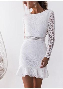 Sukienki Na Komunie Damskie Wiosna 2021 W Domodi