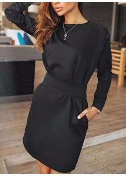 Czarne Sukienki Wiosna 2021 W Domodi