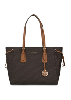 Shopper bag Michael Kors z breloczkiem