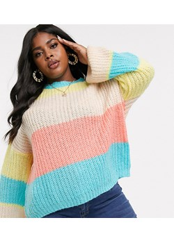 Missguided Plus sweter damski