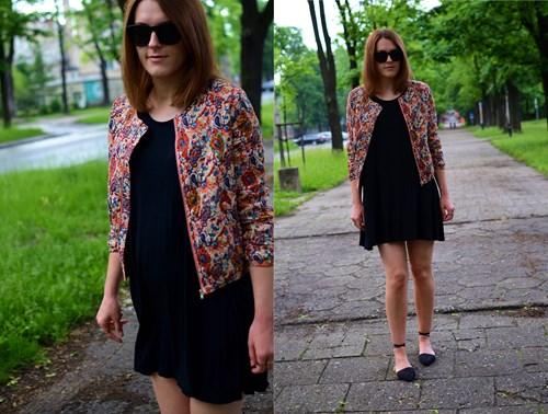 summer in dress