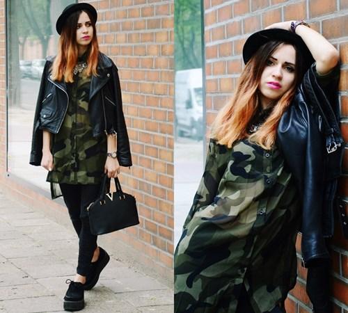 80e01e9b212e0 Ramoneska damska - z czym nosić  - Trendy w modzie w Domodi