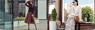 50 modnych spódnic: wybierz swój typ!