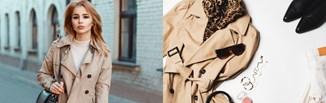 Modne trencze damskie do 200zł - sprawdź płaszcze z sieciówek w stylu kultowego modelu Burberry!