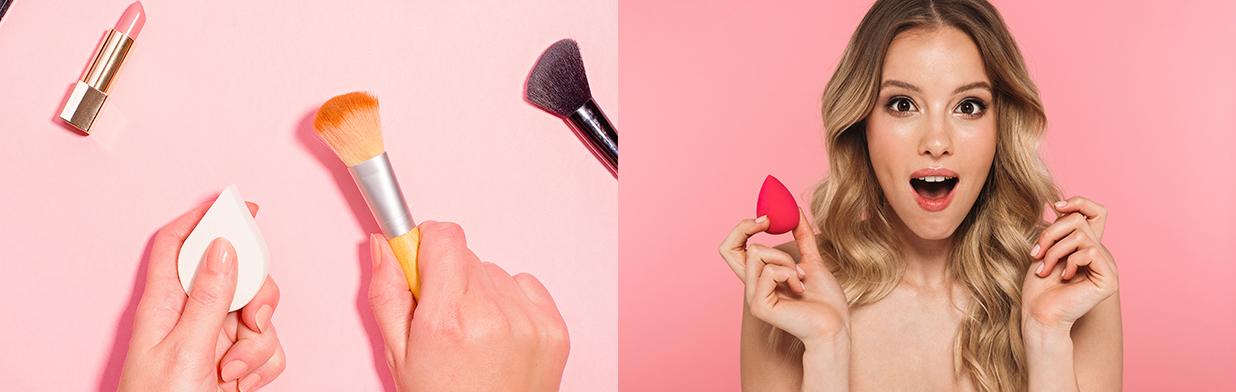 Beauty blender - wszystko, co musisz wiedzieć. Jak używać, jak myć, tańsze odpowiedniki [poradnik]