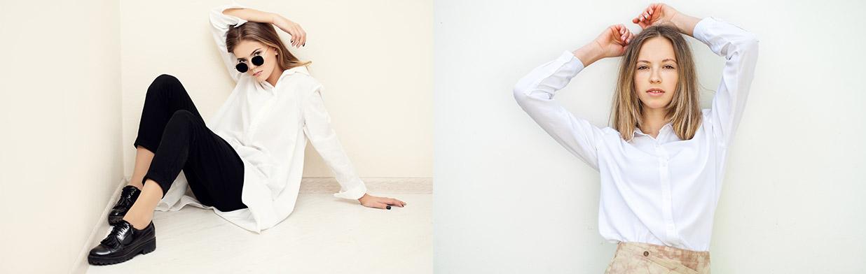Biała bluzka na rozpoczęcie roku szkolnego - sprawdź najlepsze pomysły na modne stylizacje!
