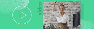 Biała koszula damska - 3 pomysły na stylizacje na każdą okazję [VIDEO]