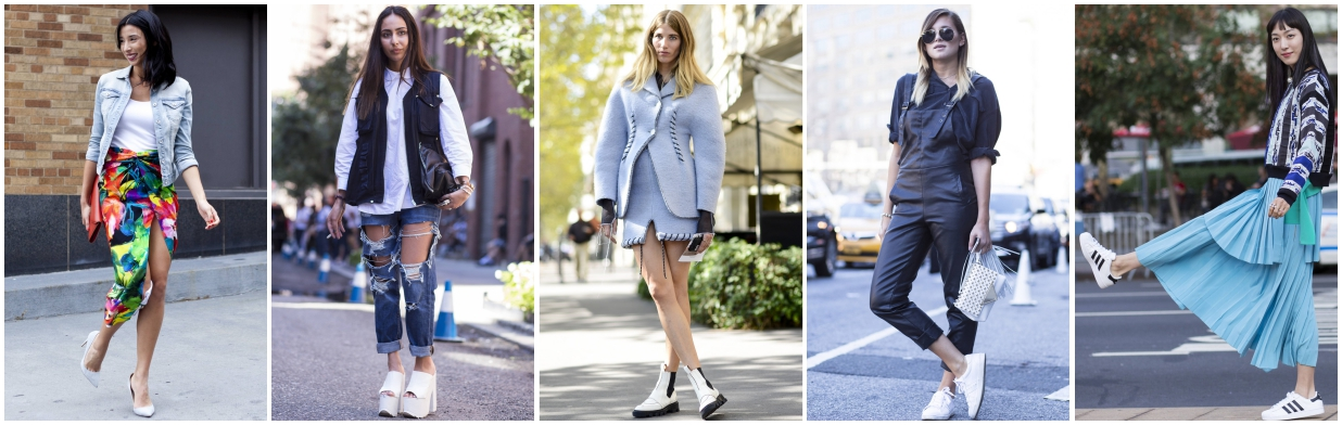 Białe buty na wiosnę: szpilki, botki i sneakersy