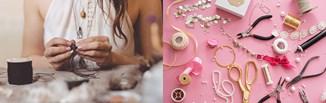 Biżuteria handmade krok po kroku. Jak zacząć? Jakie akcesoria będą Ci potrzebne? [PORADNIK]