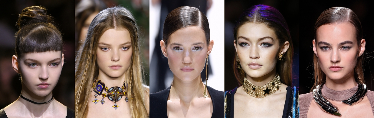 Biżuteryjne trendy na wiosnę 2017