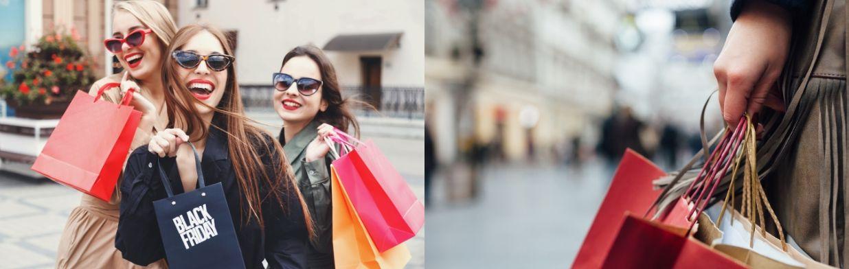 Black Friday, Cyber Monday i Dzień Darmowej Dostawy 2019. Kiedy i gdzie kupimy taniej ubrania?