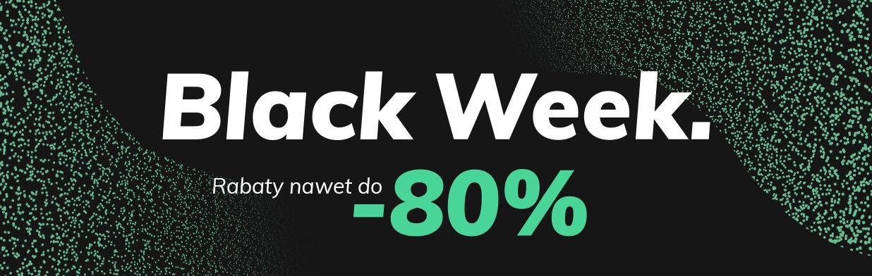 BLACK WEEK: święto przecen w domodi!