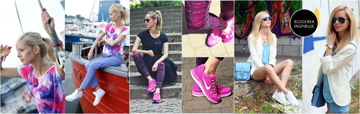 Sportowy look: bluzy, spodnie, buty