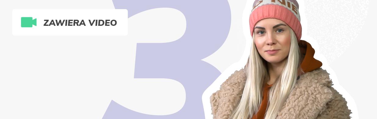 Bluza damska - 3 stylizacje na każdą okazję! [VIDEO]