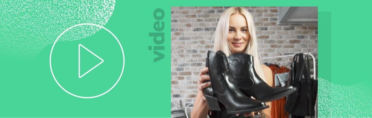 Buty kowbojki w modnych stylizacjach – zainspiruj się i podkręć swój look!