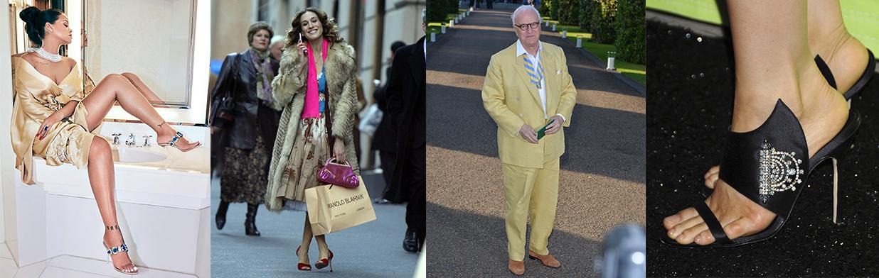 Buty Manolo Blahnik - słynne czółenka, które podbiły świat mody. W czym tkwi ich fenomen? Sprawdź!