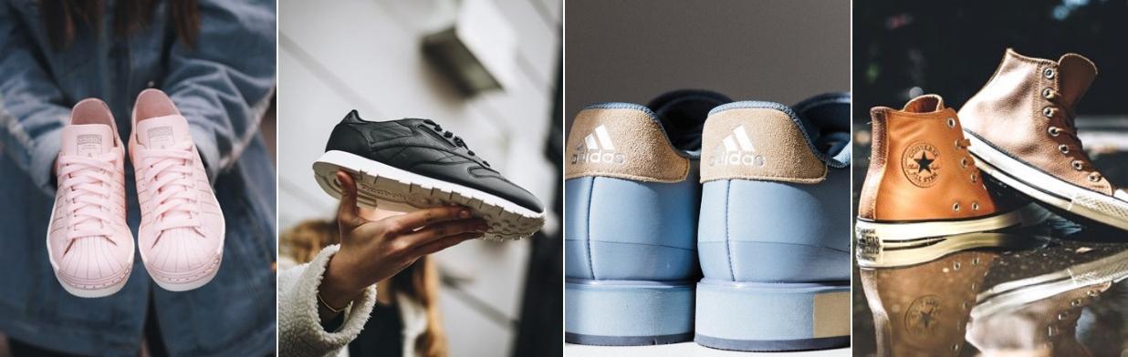 Buty sportowe na jesień? Zobacz te modele! Trendy w modzie