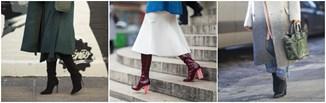 Buty zimowe na obcasie - jak dobrać do figury?