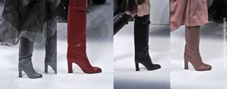 Modne buty na zimę 2014/15