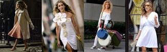 """Carrie Bradshaw - zainspiruj się kultowymi stylizacjami bohaterki """"Seksu w wielkim mieście""""!"""