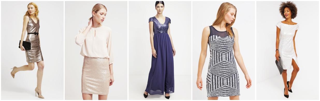 Karnawałowy hit - cekinowe sukienki