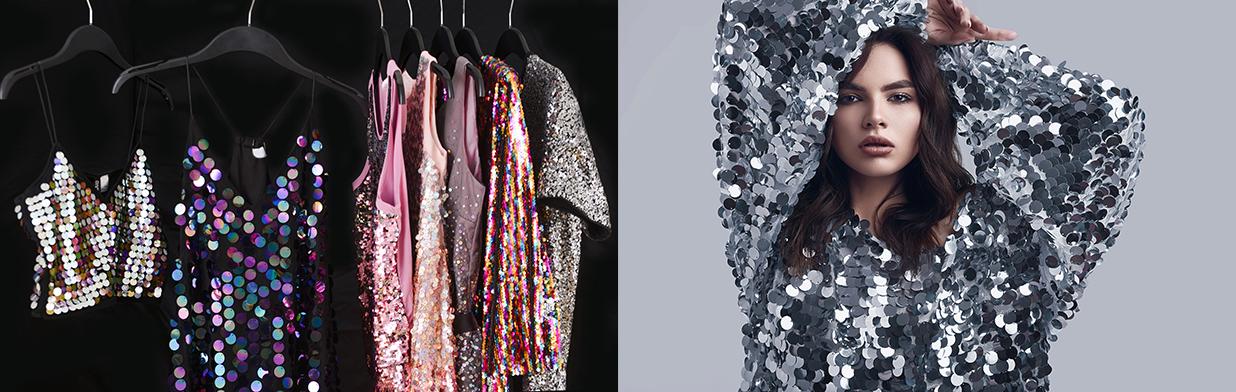Cekiny w stylizacjach nie tylko na sylwestra? Sprawdź, jak nosić błyszczące ubrania na co dzień!