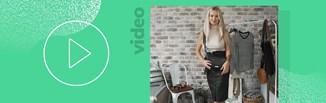 Czarna skórzana spódnica - 3 stylizacje, które znajdziesz w sieciówkach! [VIDEO]