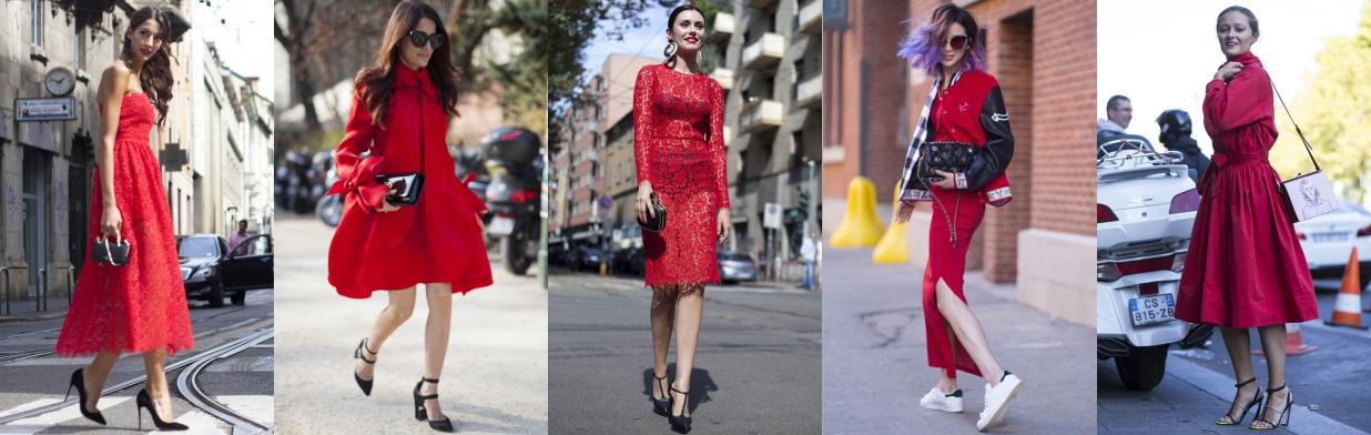 b4a8e98d1b Czerwone sukienki - modne fasony do 150 zł - Trendy w modzie w Domodi