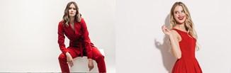 Czerwony total look - jak stworzyć stylizację z dominującą czerwienią i wyglądać stylowo?
