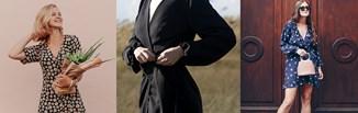Czy wiesz jak nosić kopertową sukienkę? Stwórz modne stylizacje zgodnie z typem sylwetki [PORADNIK]