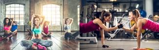 Damski strój na siłownię - co ubrać i jakie akcesoria zabrać na trening?