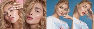 Dewy skin - trend w makijażu 2019