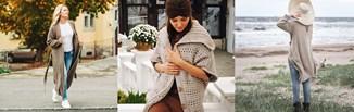 Długi kardigan - z czym nosić modny sweter do kolan?