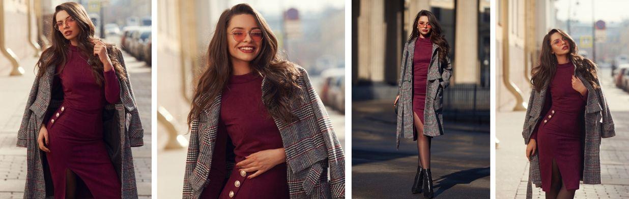 Jaki kolor pasuje do bordowego? | Moda i Trendy