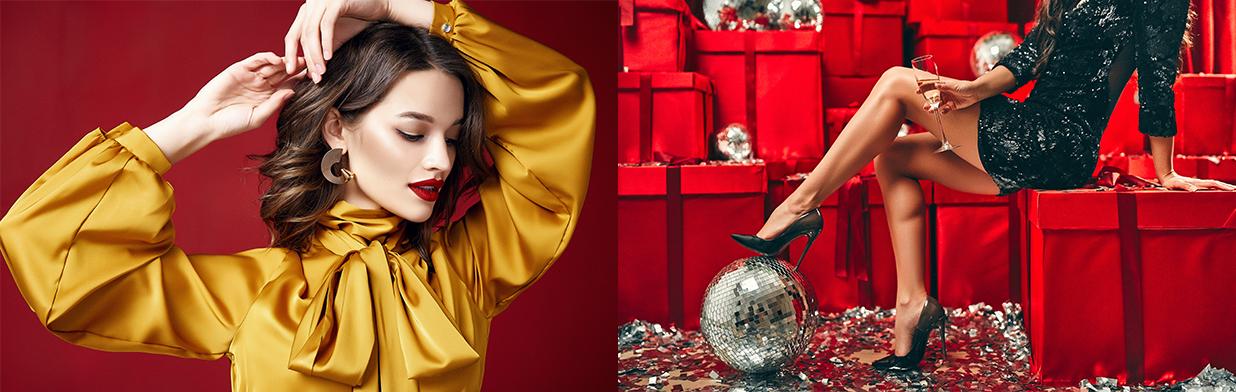 Dodatki do świątecznej stylizacji - kropka nad i eleganckiego stroju. Zobacz top 7 pomysłów!