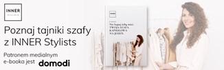 Domodi patronem medialnym e-booka INNER Stylists o szafie kapsułowej! Dlaczego warto go mieć?