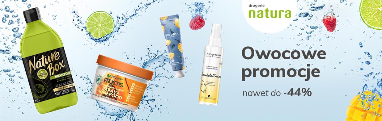 Owocowa pielęgnacja - urodowy hit lata 2020! Poznaj top 4 kosmetyki z ekstraktami z owoców
